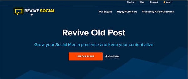 Revive Old Posts blogging tools