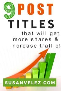 Blog post titles that will get you shares, so you don't feel as though you are wasting time. As a blogger, you're constantly writing content for your blog, products, guest posts and whatever. It seems that you are constantly writing content on a daily basis.