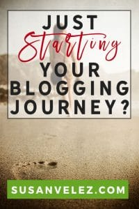 how to get your blog out there when you are just starting. It can be tough for a new blogger, especially in the beginning of your journey. I share some tips that will help you learn how to get your blog out there so you can start seeing results with some work.
