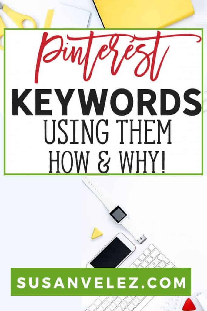 How to use keywords on Pinterest and what I do to help me grow my blog traffic. The secret to Pinterest traffic is ranking your pins higher on their feeds so hopefully, people will click through to your blog. I am going to share how I do keyword research on Pinterest and hopefully, it will help you grow your blog traffic.