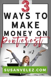 Here are some ways to make money on Pinterest. These are proven ways to help you start building a profitable blog.