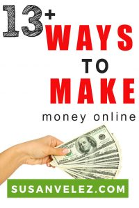 There are several ways to make money online. If you're ready to roll up your sleeves and work hard, then you might have what it takes to actually make money.