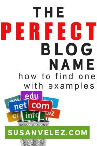Learning how to choose a blog name that you'll be happy with doesn't happen overnight. Well, it might for some people, but for many of us it takes time to come up with an amazing name. After all, the last thing you want to do is name your blog and then six months later realize that you hate it. Yes, you can change it, but it's not as easy to do.