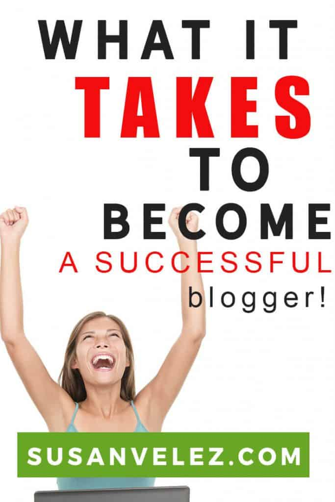 Everyone who starts a blog wants to learn how to become a successful blogger. If so then you are about to learn what it takes to make money blogging and what the best bloggers out there do to make a living online. Click here for 17 tips that will show you to make money blogging and what it really takes.
