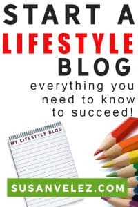What is a lifestyle blog? More and more women are starting lifestyle blogs and today. After doing a search on some of the most demanding blog topics, I can see why. So today, I thought I would show you everything you need to know about these trending niche blogs to help you determine if it's right for you.