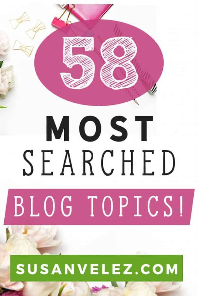 What are the most popular blog topics? If you're starting a blog and wondering which niches make money and what people are actually searching for, you're in the right place. I am going to uncover the most visited blogs in the world so you can choose the right topic.