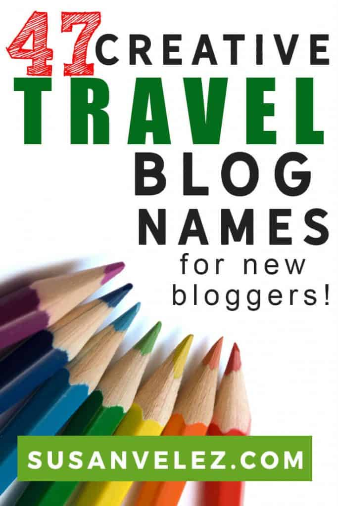 If you're reading this chances are you are considering starting a travel blog and are looking for some travel blog names. If so, then you are in the right place. These tips are for new travel bloggers who are ready to start their blog.