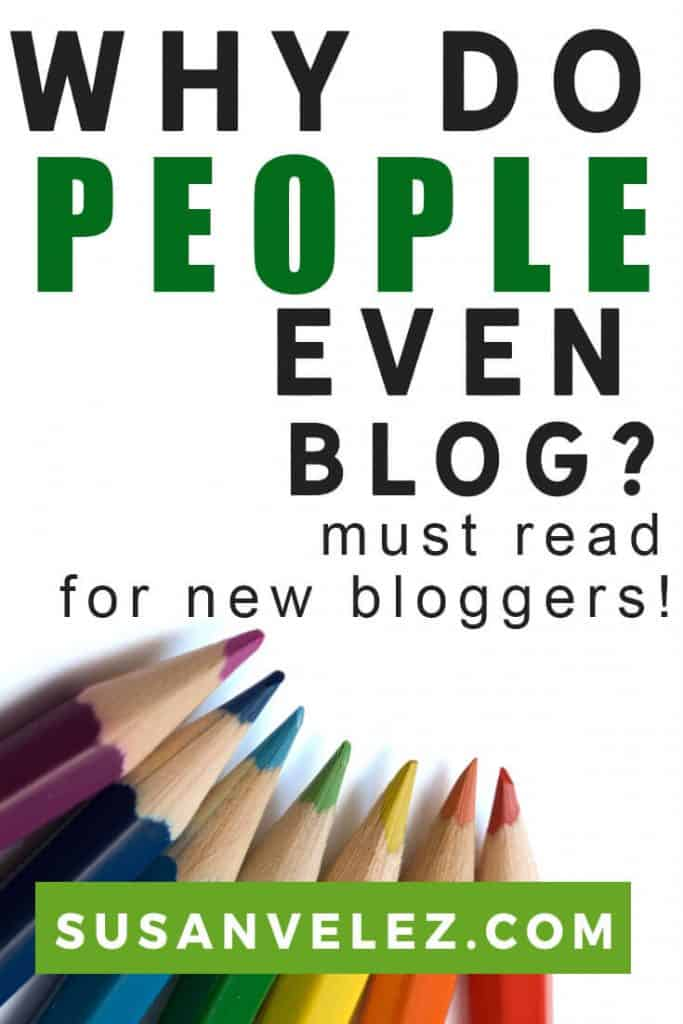 Why do people write blogs? Are there really any benefits to blogging that can make it worth my while? If you have laid awake at night wondering if you should start a blog and what it actually takes to succeed, you are in the right place.