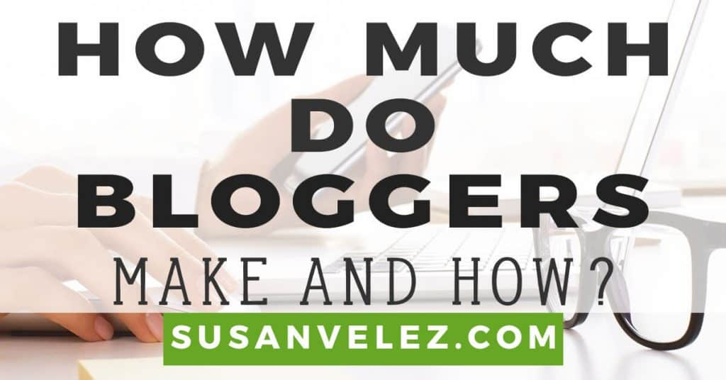 how much do professional bloggers make