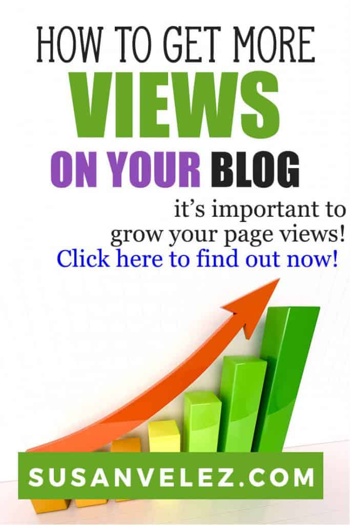 """""""How to get more views on your blog?"""" This is the million dollar question that most bloggers ask themselves, myself included. Anyone who starts a blog with the intention of monetizing it wants to see it grow. The only way that you're going to make money from your blog is getting it in front of more eyeballs."""