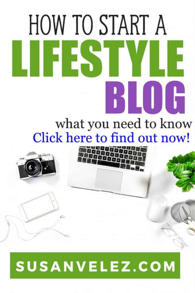 If you landed on this post, then chances are you're looking for information on how to start a lifestyle blog. These blogs are so popular and from what I've seen they do very well on Pinterest. #lifestyle #blogger #blogging #bloggingtips