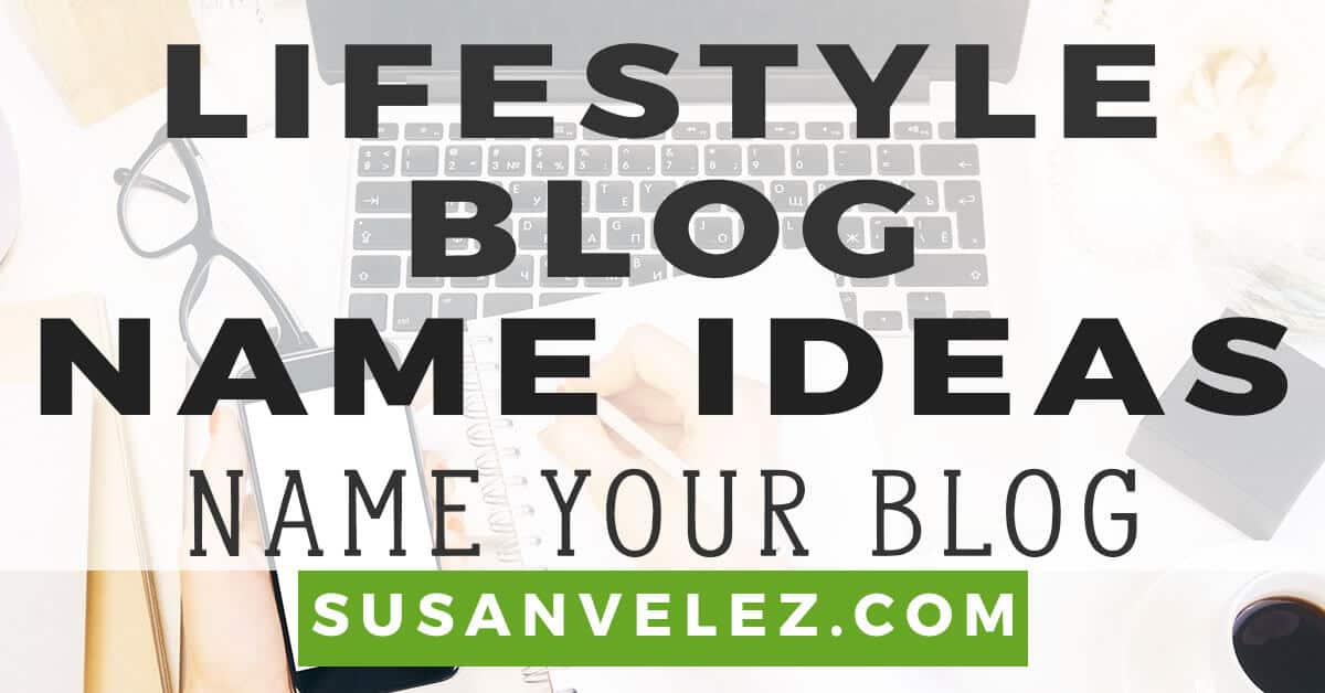 Fashion blog names examples