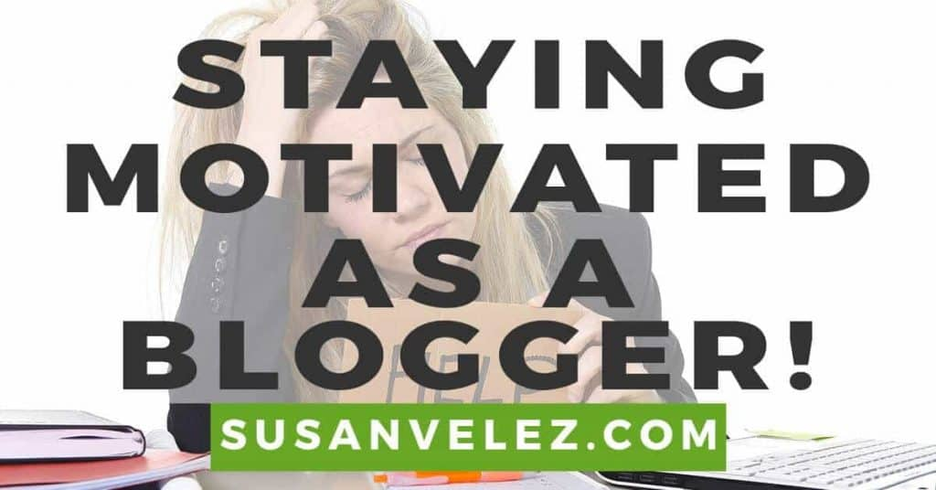 tips to stay motivated