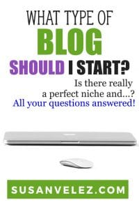 Not sure what type of blog to start? Wondering if there is a perfect niche? Should you start blogging in the blogging niche? Get all your questions answered plus get 43 blog topics you can choose from today.#blogging #WordPress #writing
