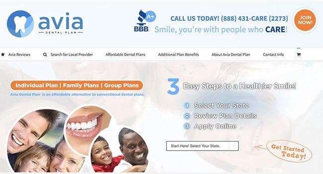 avia dental affiliate