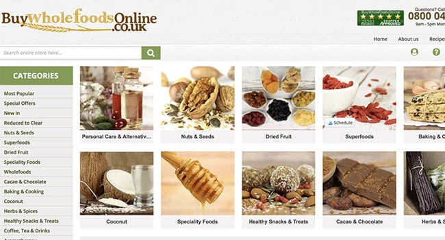 buy whole foods online