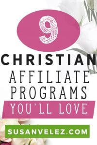 With over 70% of the population in the United States are Christians, it definitely makes sense why people are starting faith-based blogs. That's why I wanted to share 11 of the best Christian affiliate programs that will help you monetize your blog. #affiliate #makemoney #blogging