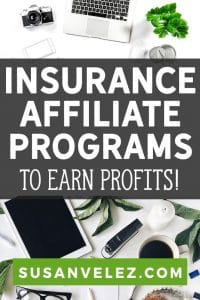 The insurance industry is huge and offers tons of potential. That's why I wanted to provide you with a list of 10 of the best insurance affiliate program networks that pay good money for content creators. #affiliate #makemoney #blogging