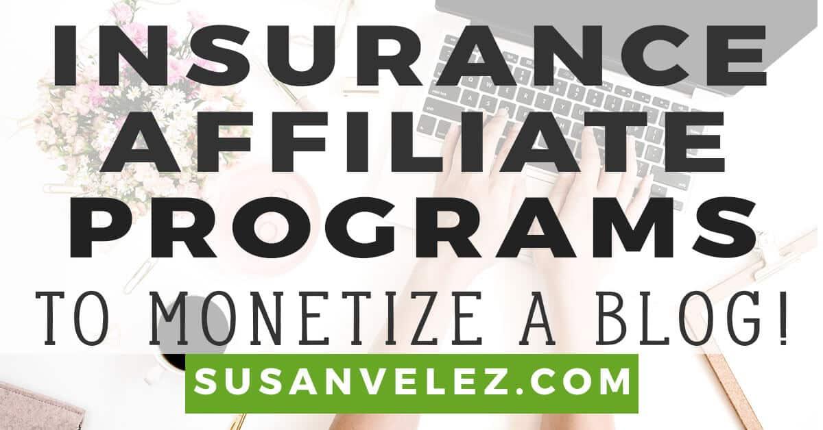 insurance affiliate program