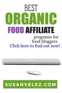 organic affiliate program
