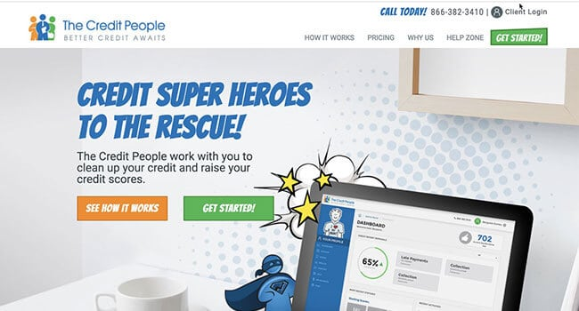 the credit people affiliate program