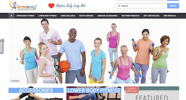 activeable fitness affiliate program
