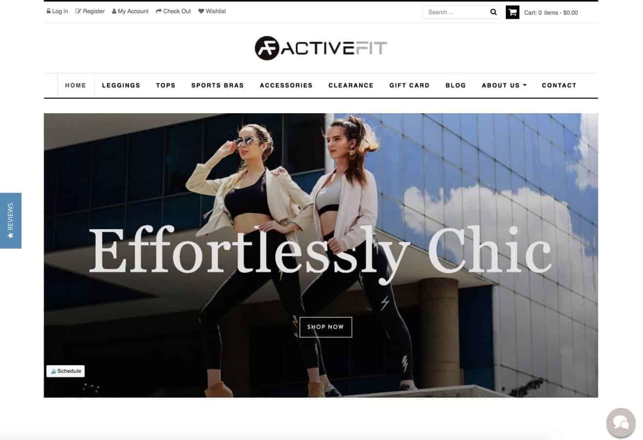 activefit womens fitness affiliate program