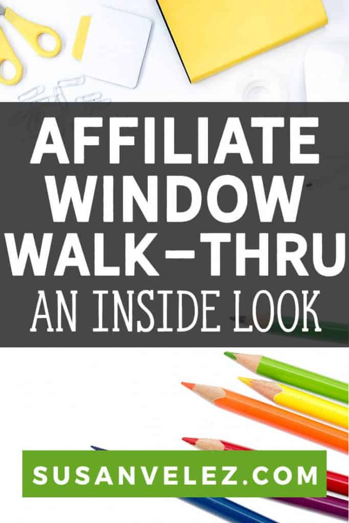 I had been hearing so much about Affiliate Window is also known as AWIN, I thought it was time to create an account and write a complete AWIN review. I'll be walking you the complete sign-up process and then give you a sneak peek inside the dashboard.