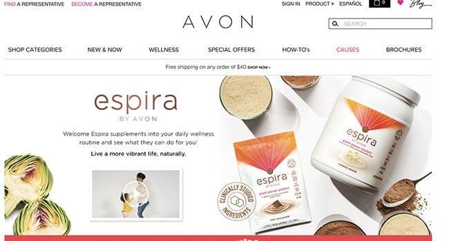 avon beauty affiliate program