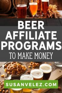Are you a craft beer lover or have a beer blog that you want to make money with? I have researched 6 beer affiliate programs that you can join today to start monetizing your blog.