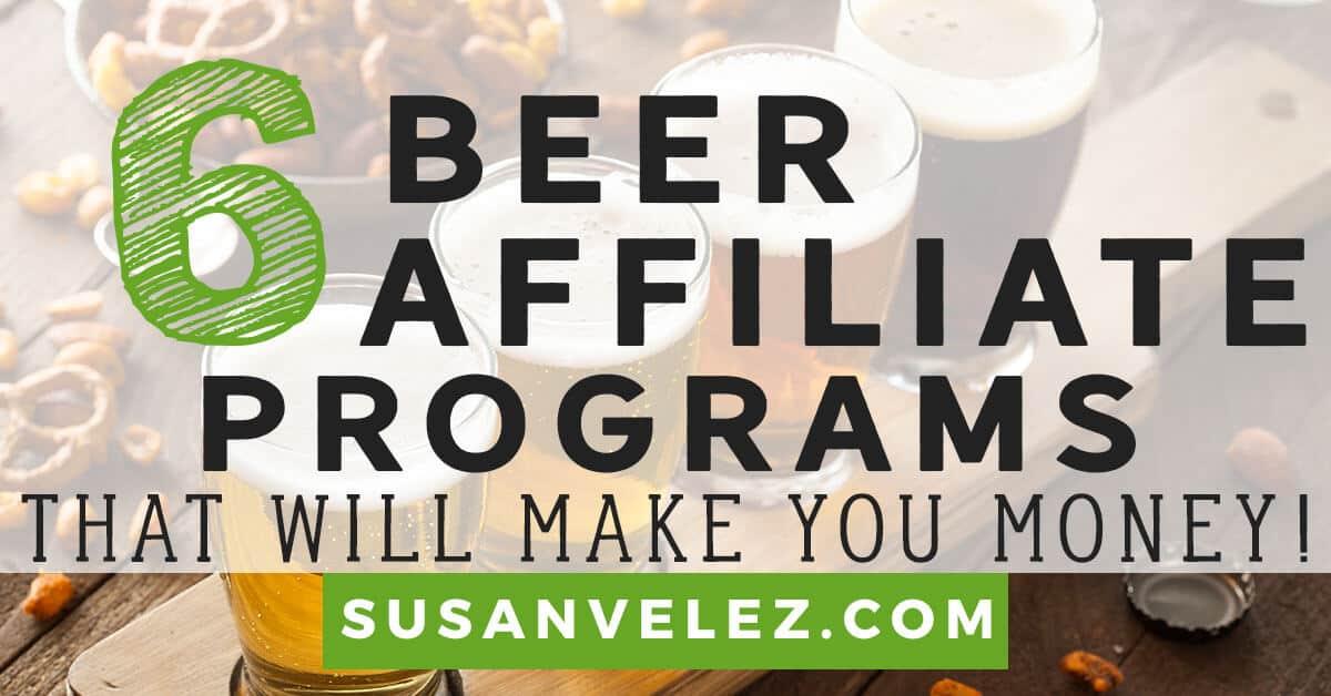 beer affiliate programs