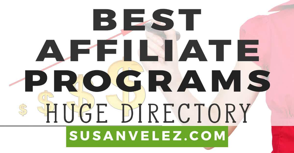 Best Affiliate Programs That Will Make You Money