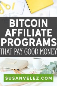 Are you in the Bitcoin / Cryptocurrency niche? If so, you'll find 9 of the best Bitcoin affiliate program networks that will help you make money with your blog. You'll find some that pay daily and some that allow you earn bitcoins for referrals.
