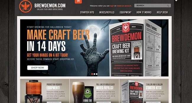 brewdemon beer affiliate program
