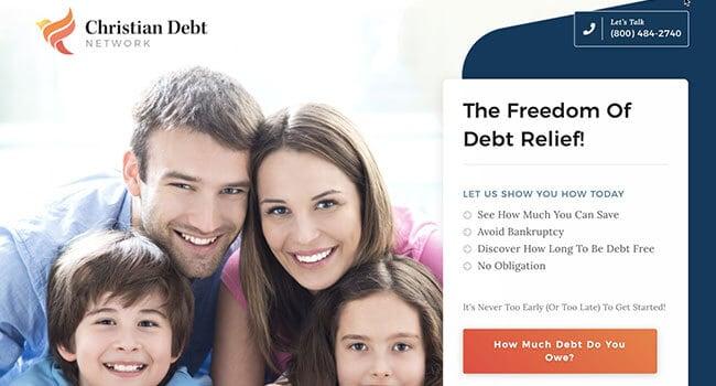 christian debt affiliate program
