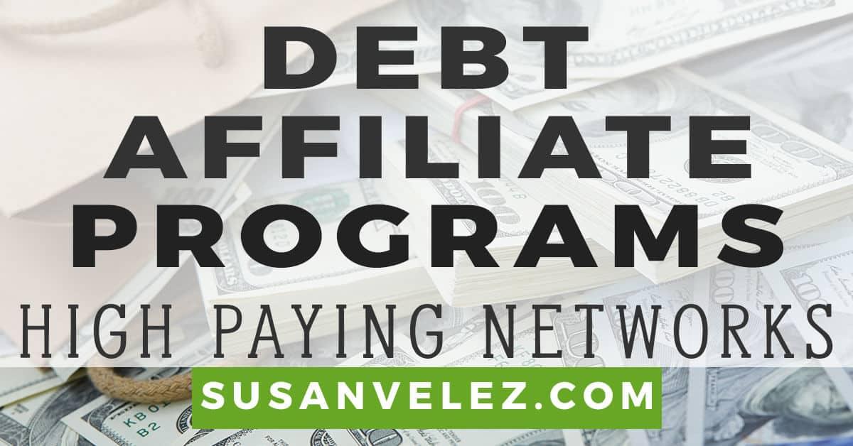 debt settlement affiliate program