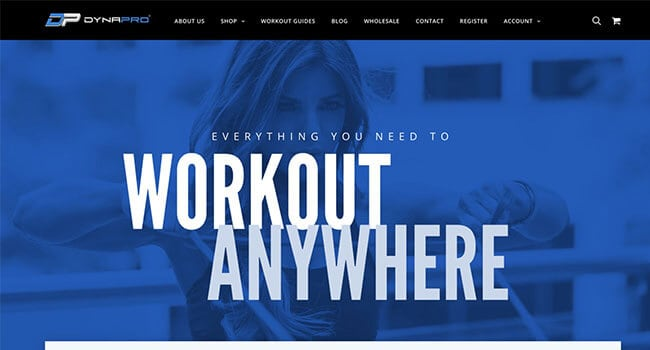 dynapro direct workout anywhere affiliate program