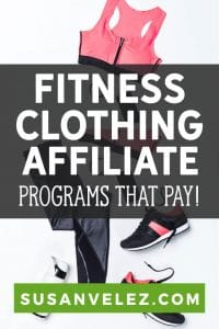 The fitness niche is huge and if you are looking for some great fitness affiliate program networks that pay, you're in the right place. I've researched 9 fitness affiliate programs that are free to join and have huge earning potential.