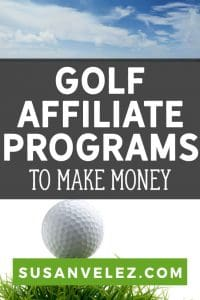 Are you considering starting a blog in the golf niche? Maybe you already have one but are wondering what some of the best golf affiliate programs will make you the most money?