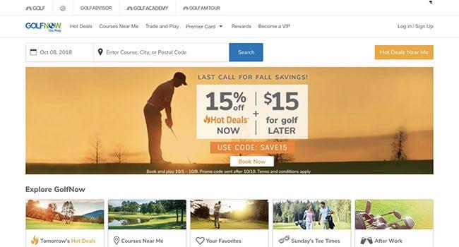 golf now affiliate program