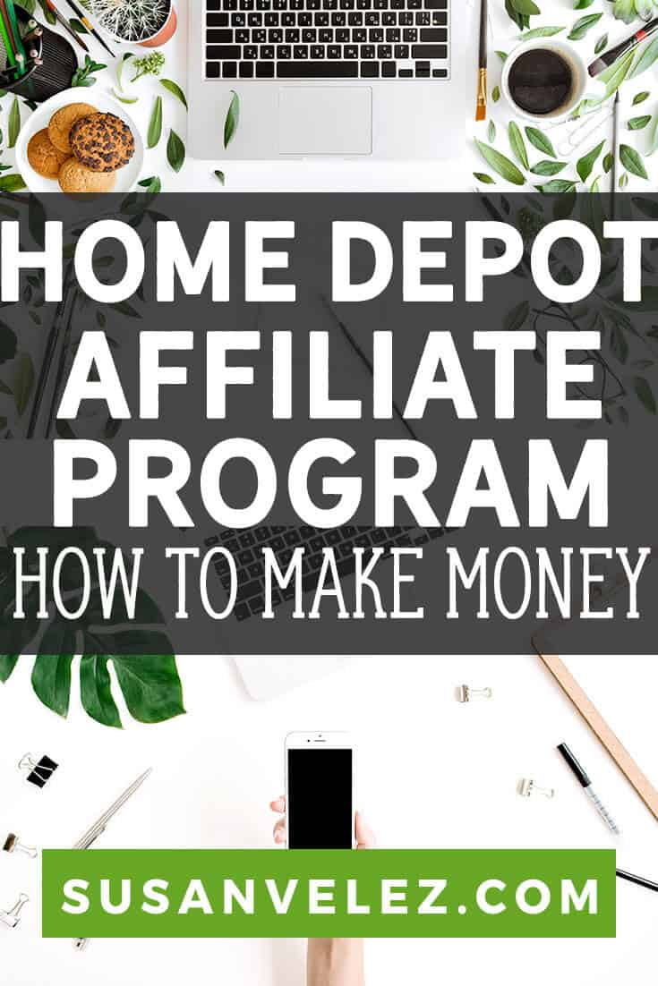 how to make money advertising for home depot