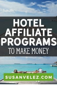 If you're a travel blogger who wants to know how to monetize your blog, you're in the right place. I have researched 9 of the best hotel affiliate program networks that pay great money.