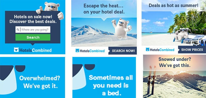 hotelscombined banners