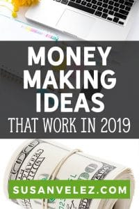 Are you tired of working a JOB that barely makes ends meet? Maybe you've been thinking about starting a side hustle that can be done in your spare time? If so then you're in the right place, I am going to share 21 money making ideas that can be started today.