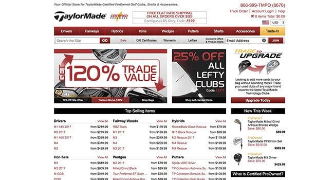 Taylormade golf affiliate program