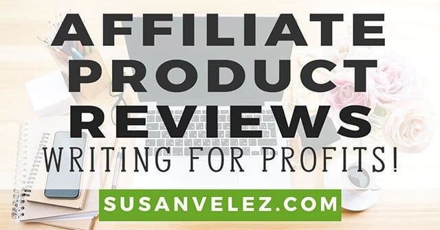 affiliate reviews