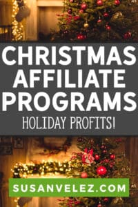 Affiliate marketing at Christmas or during the holidays can be huge, especially for Amazon affiliates. Today, we'll be looking at 9 Christmas affiliate programs that will help you increase your income during the holidays.