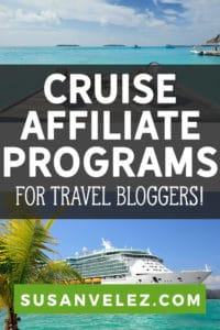 If you're in the travel niche then you know that it can be a lucrative niche, especially, if you're promoting the right programs. I've uncovered 7 of the best cruise affiliate programs you can join to increase your income with affiliate marketing.