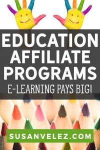 The education niche is huge and has huge potential for affiliate marketers. Today, we're going to look at some of the best higher education, programs you can promote. People love learning and they love it more than they can do it from the comfort of their home.