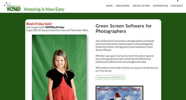 green screen wizard affiliate program